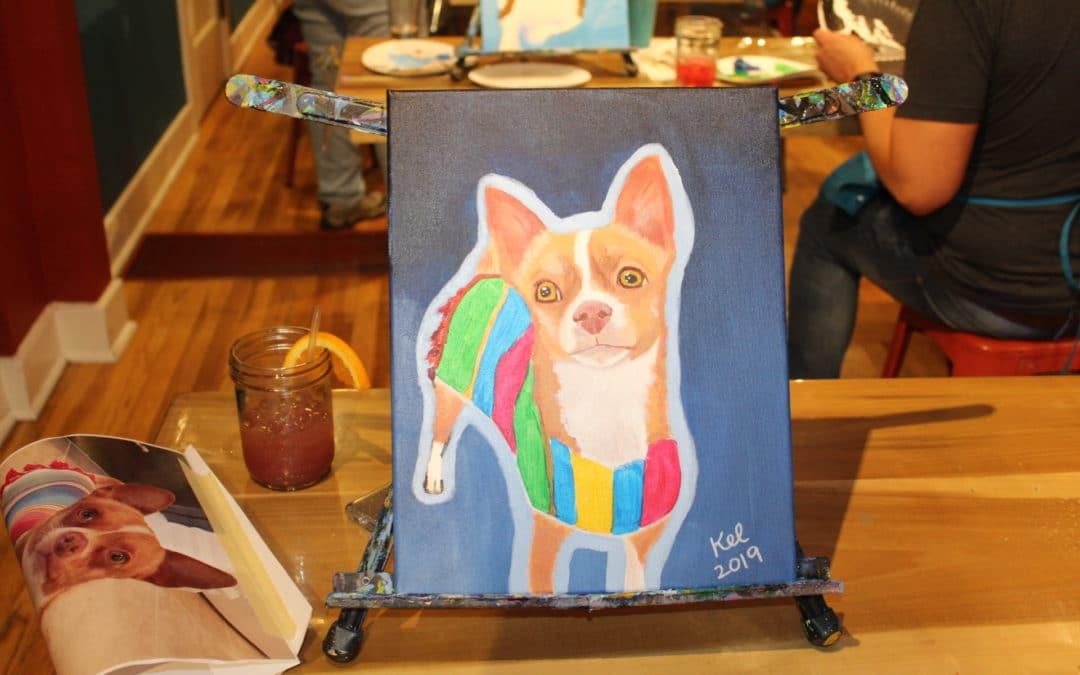 Paint Your Pet Fundraiser – TMCC
