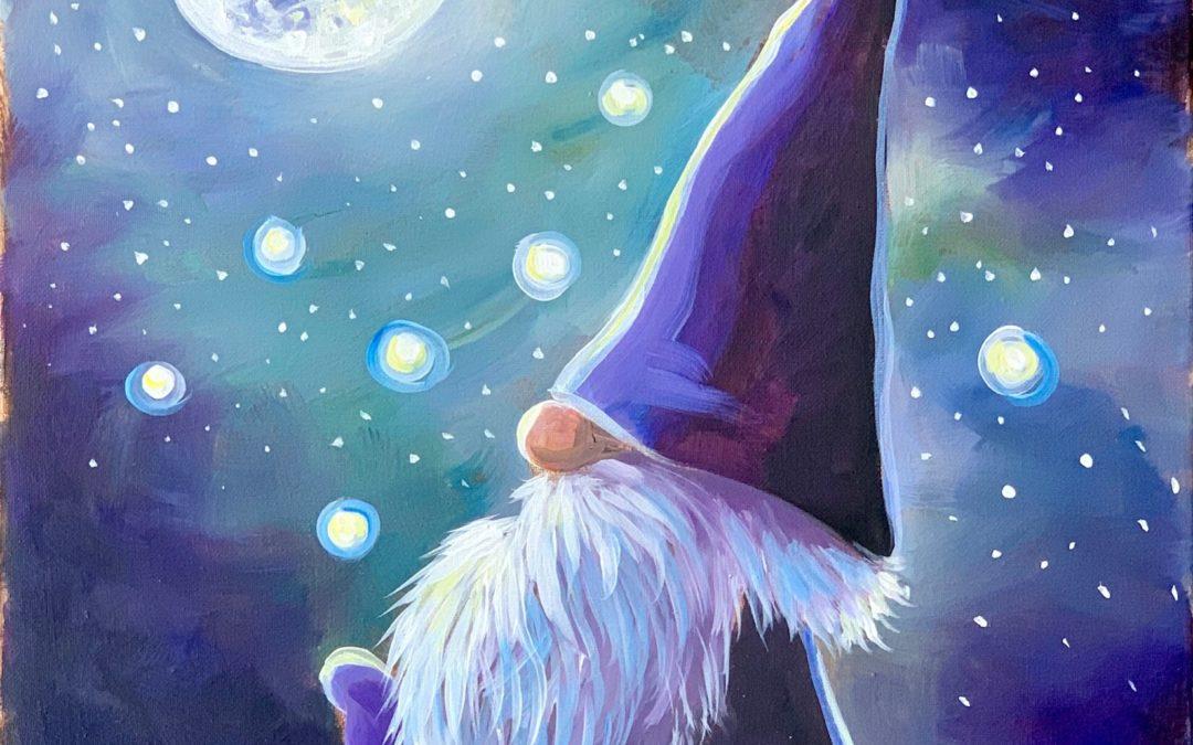 Goodnight Gnome