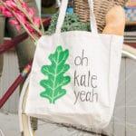 Paint a Reuseable Canvas Bag